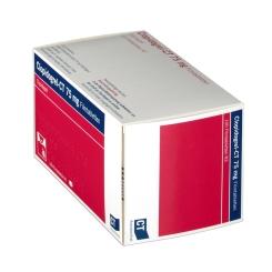 Clopidogrel - CT 75 mg Filmtabletten