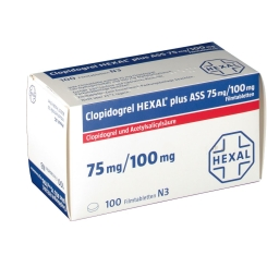 CLOPIDOGREL HEXAL PLUS ASS