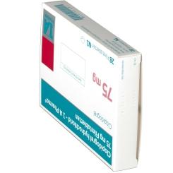 CLOPIDOGREL hydrochlorid 1A Pharma 75mg Filmtabl.