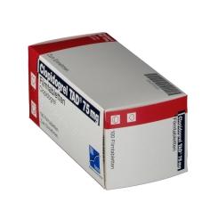 Clopidogrel TAD® 75 mg Filmtabletten