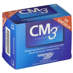 CM3 Alginat Kapseln