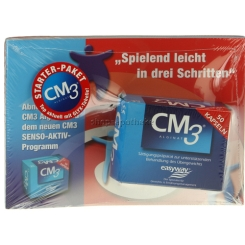 CM3 Alginat Kapseln + SENSEO-Aktiv-Programm Starterpaket