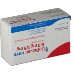 Codiovan forte 160 mg/25 mg Filmtabletten