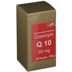 Coenzym Q 10 30 mg Kapseln