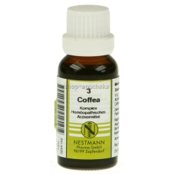Coffea 3 Komplex Dilution