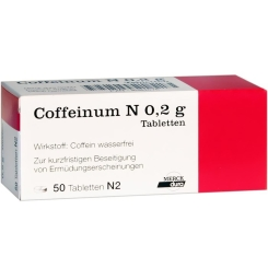 Coffeinum® N 0,2 g Tabletten