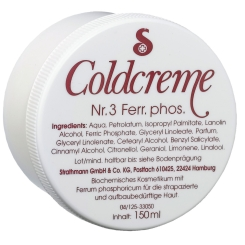 Coldcreme® Nr. 3 Ferrum phosphoricum