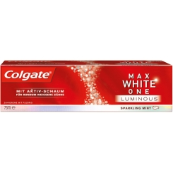 Colgate® MAX WHITE ONE Luminous