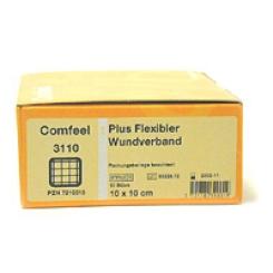 Comfeel Plus flexibler Wundverb.10x10cm 3110