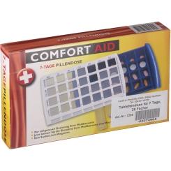 Comfort Aid 7-Tage Pillendose mit 28-Fächern
