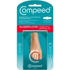 Compeed® Blasenpflaster an den Zehen