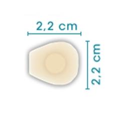 Compeed® Hühneraugenpflaster zwischen den Zehen
