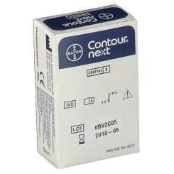 CONTOUR® NEXT Kontrolllösung normal