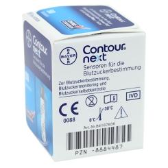 CONTOUR® NEXT Sensoren