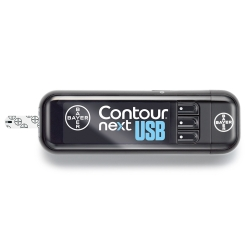 CONTOUR® NEXT USB Set Plasma mg/dl