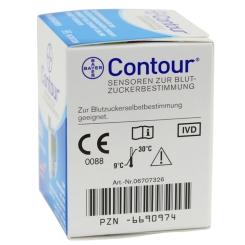 CONTOUR® Sensoren Teststreifen