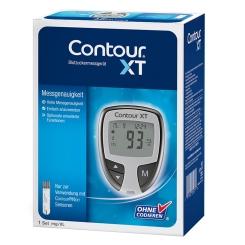 CONTOUR® XT Set mg/dl Blutzuckermessgerät
