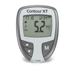 CONTOUR® XT Set mmol/L Blutzuckermessgerät