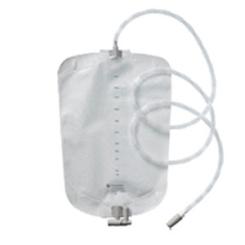 CONVEEN® Security+ Beinbeutel steril 140cm, 2000ml