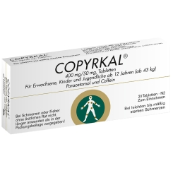 COPYRKAL® 400 mg / 50 mg Tabletten