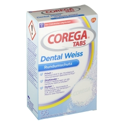 COREGA® TABS® Dental weiß Tabletten