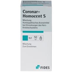 Coronar-Homocent S Tropfen