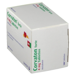 Corvaton forte 4 mg Tabletten