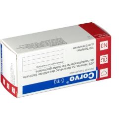 CORVO 5 mg