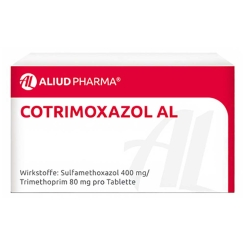 Cotrimoxazol Al Tabletten