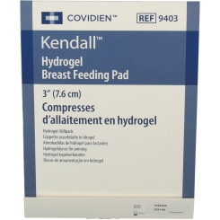 COVIDIEN Kendall Hydrogel-Stillpads