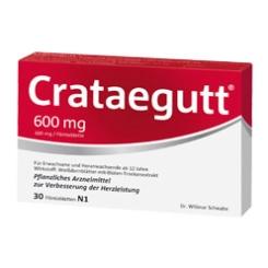 Crataegutt® 600 mg Filmtabletten