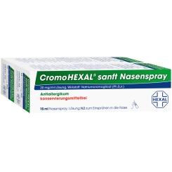 CromoHEXAL® sanft Nasenspray, 20 mg/ml