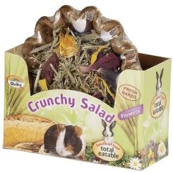 Crunchy Salad Flowers