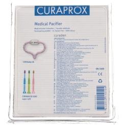 Curaprox® CMP 102 Medizinischer Schnuller ab 8. Monat