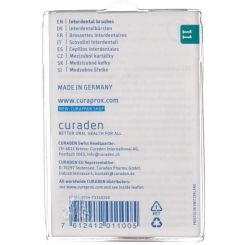 Curaprox® Interdentalbürsten CPS 11 regular 1,1 - 2,5 mm