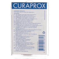Curaprox® Interdentalbürsten CPS 14Z regular 1,5 - 5,0 mm