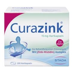Curazink® 15 mg Hartkaspeln