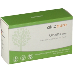 Curcuma 500 mg