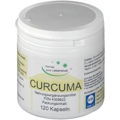 Curcuma Vegi Kapseln