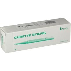 Curette Stiefel 4 mm