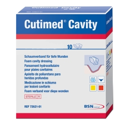 Cutimed® Cavity 5 cm x 6 cm