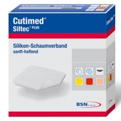 Cutimed® Siltec® Plus 5cm x 6cm
