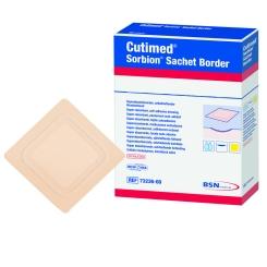 Cutimed® Sorbion Sachet Border 15 cm x 15 cm