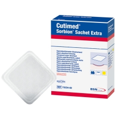 Cutimed® Sorbion® Sachet Extra 10cm x 10cm