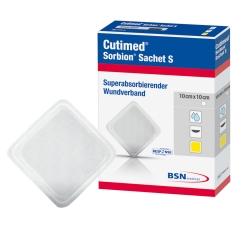 Cutimed® Sorbion Sachet S 10 cm x 10 cm