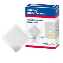 Cutimed® Sorbion® Sachet S 7,5x7,5 cm