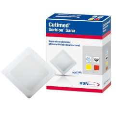 Cutimed® Sorbion Sana 12 cm x 12 cm