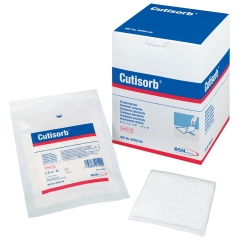 Cutisorb® Saugkompresse steril 10cm x 10cm