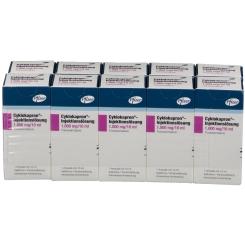 CYKLOKAPRON 1000 mg Ampullen