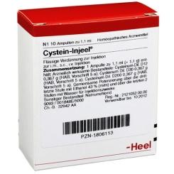 Cystein-Injeel® Ampullen